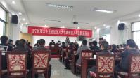 刘玲到选区与选民见面