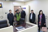 3月9日,区人大常委会副主任刘维新带队调研反贪污贿赂工作。图一
