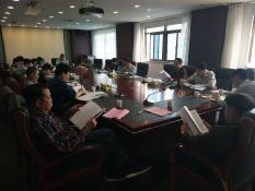 组织区人大代表集体学习