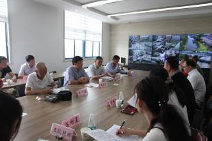 滨江人大工委组织代表召开物业管理座谈会