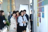 2017年11月9日,召开全区台资企业发展调研座谈会