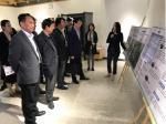 4月24日,市代表江宁组视察我区乡村振兴战略实施情况
