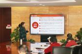 3月1日,区人大办党总支组织学习《中国共产党支部工作条例》