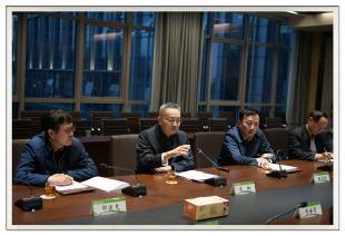南京市人大常委会调研滨江开发区规划建设