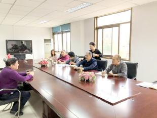 滨江开发区人大工委组织开展走访调研企业活动