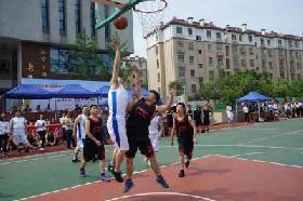 湖熟人大代表踊跃参与全民健身运动会