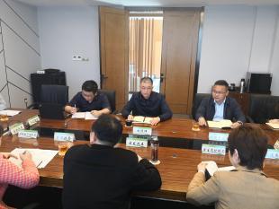 滨江开发区人大工委聚力代表建议面办工作