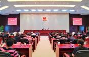8月11日,区人大常委会召开民法典学习会