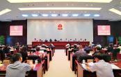 9月17日,区十七届人大常委会召开第三十一次会议