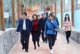 10月16日,区人大常委会专题视察全区全域旅游工作开展情况
