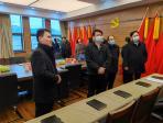 3月3日,区人大常委会主任高德臣赴汤山街道调研